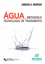 Livro: Água Métodos e Tecnologia de Tratamento