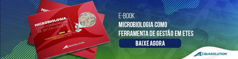 e-Book Microbiologia como ferramenta de gestão em ETEs