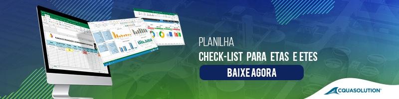 Planilha – Check-list para ETAs e ETEs
