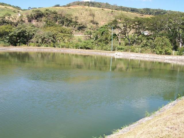 lagoa de maturação